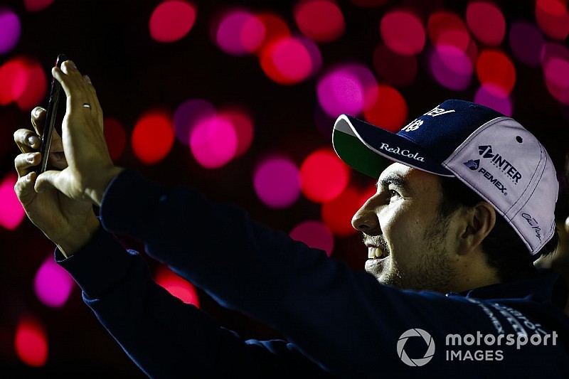 Force India perpanjang kontrak Perez