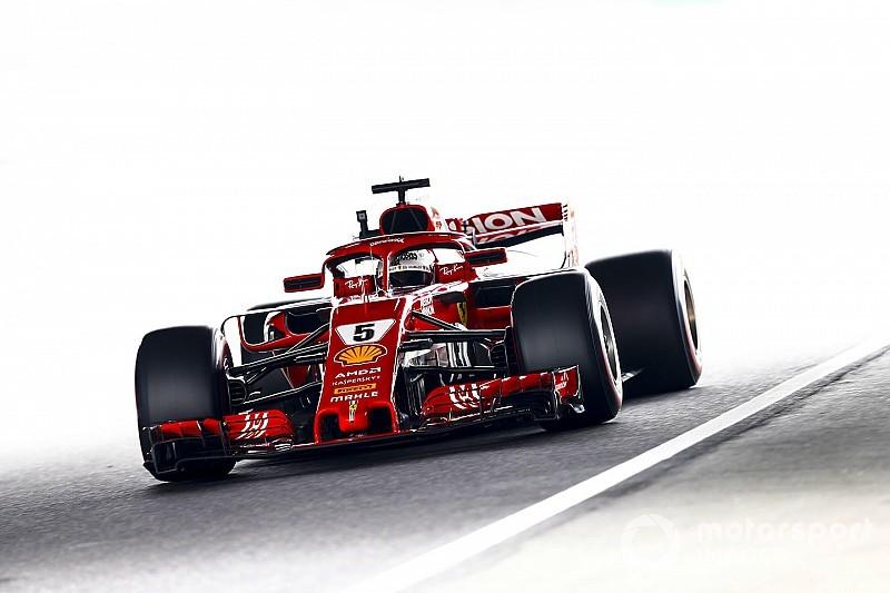 WM-Chance endgültig weg? Sebastian Vettel kollidiert mit Max Verstappen