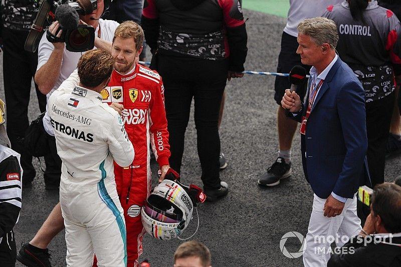"""""""Lewis war der Bessere"""": Vettels große Geste in der """"schlimmen"""" Niederlage"""