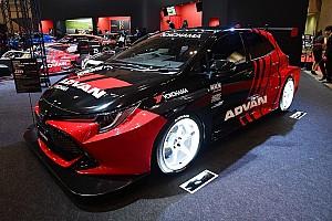 A Tokyo c'è una Toyota TCR prototipo, è in arrivo quella vera?
