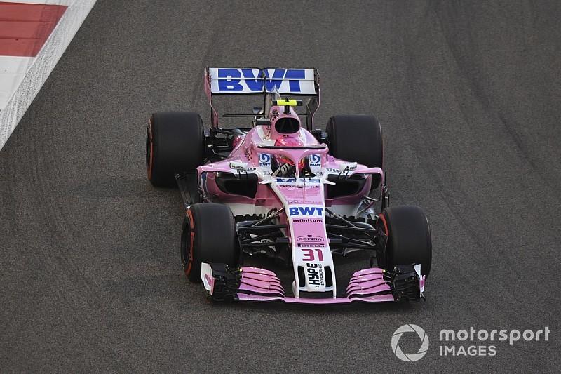 """Ocon: """"Não será uma corrida emocional porque voltarei à F1"""""""