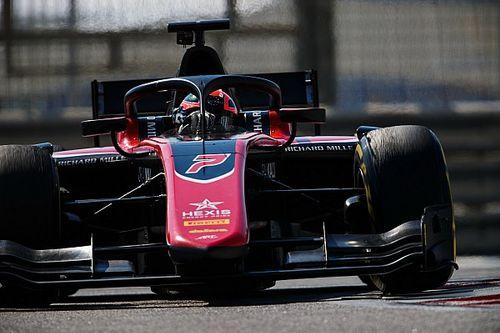 Мазепин опередил Шумахера на дебютных тестах Формулы 2