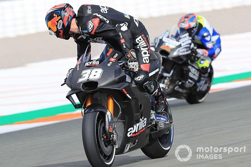 Тести MotoGP у Валенсії: галерея другого дня