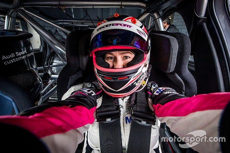 Leanne Tander joins husband Garth at Audi TCR squad