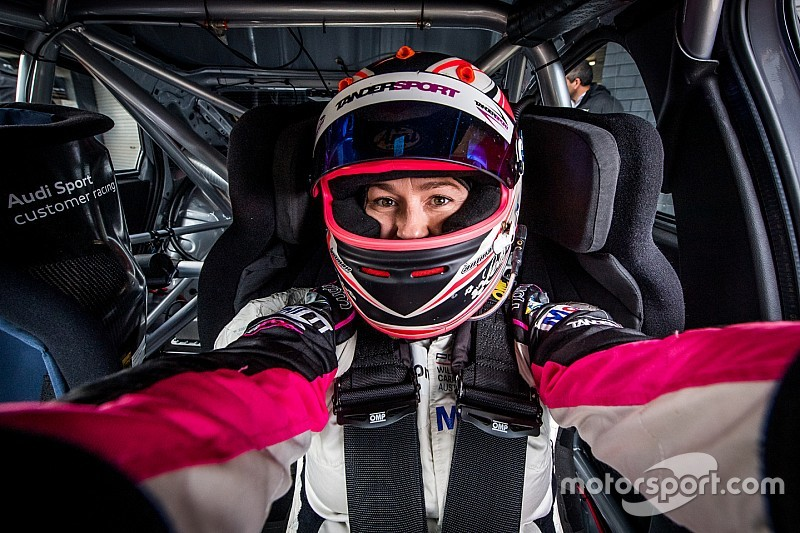 Leanne Tander joins husband Garth at Audi TCR squad