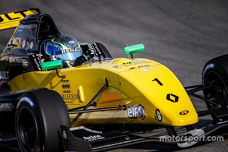 Renault duo Lundgaard and Fewtrell join ART in F3