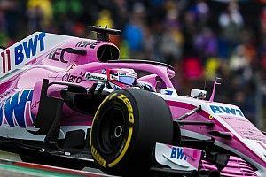 Force India: Namensänderung soll noch 2018 über die Bühne gehen