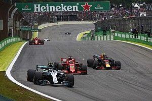 Pneus: Mercedes, Ferrari et Red Bull à armes égales