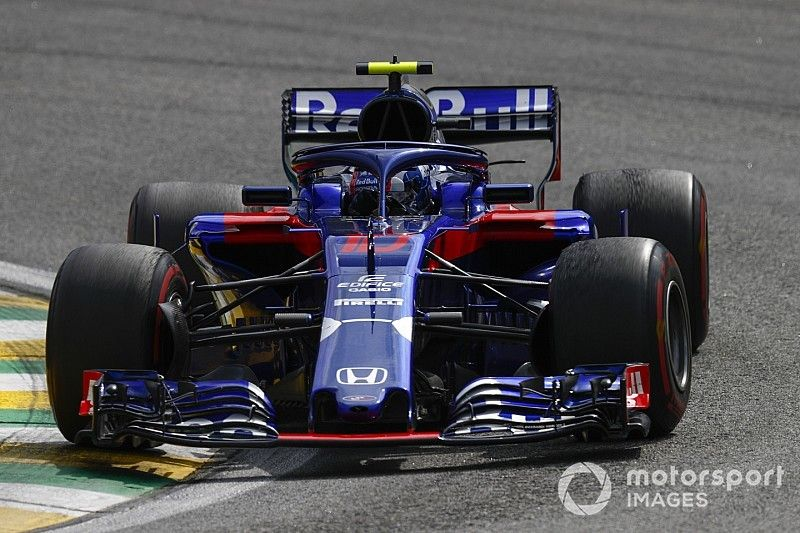 """Gasly dice que Toro Rosso necesita """"revisar todo"""""""