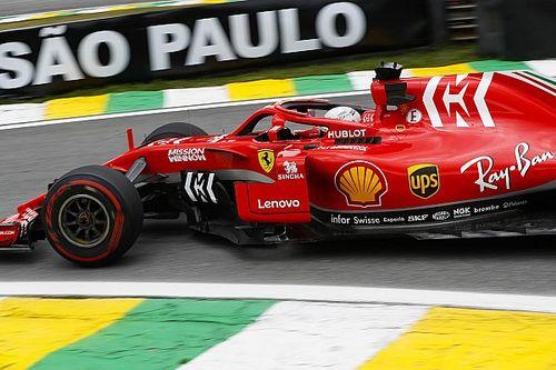 Vettel lidera TL3 com direito a recorde de Interlagos