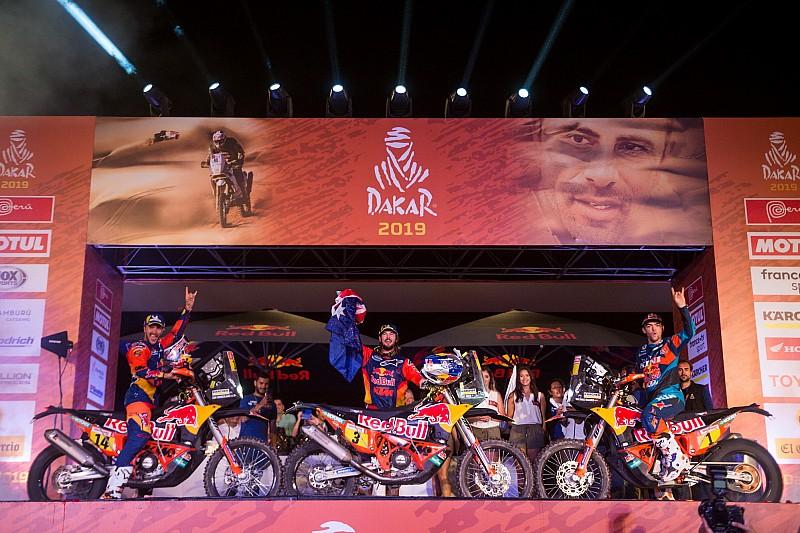 Dakar w kalendarzu mistrzostw świata FIM 2021