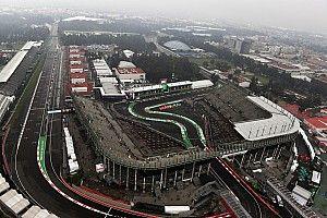 Lees terug: GP van Mexico, tweede training