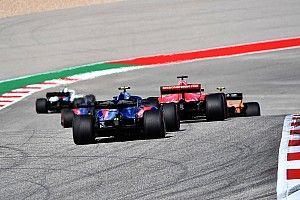 Pneus: Mercedes et Ferrari sur la même longueur d'onde à Austin