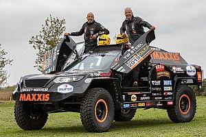 Gebroeders Coronel zijn klaar voor loodzware Dakar in 'Coronel-style'