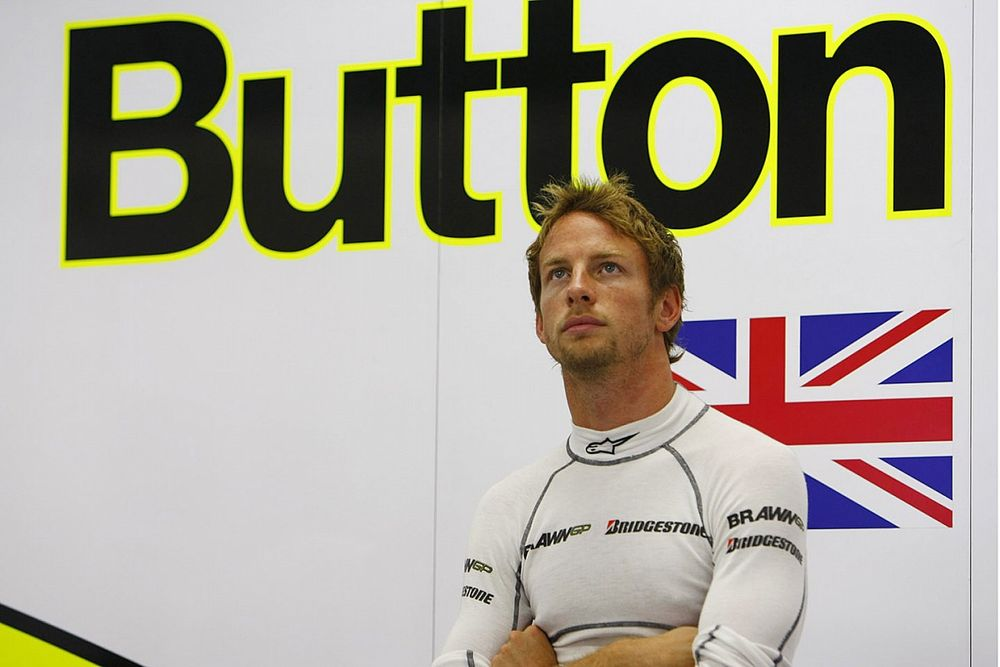 "Button: ""Recibí gritos en Brawn GP cuando dije que me iba a McLaren"""