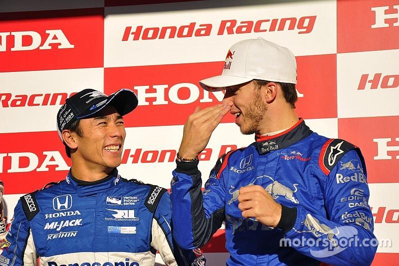 Gasly: Honda motorunu kullanmış olmam Verstappen'le mücadelede avantaj değil