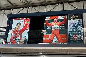The extra qualities that made Schumacher a Ferrari hero