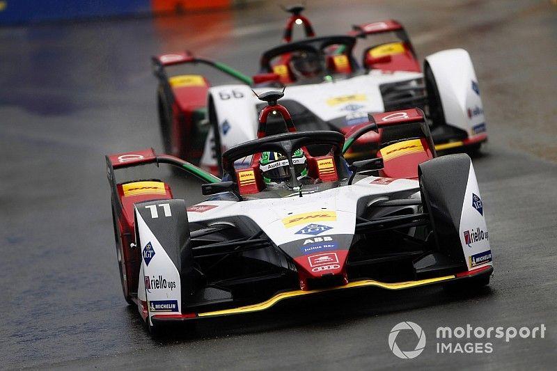 Audi pode adotar ordens de equipe para garantir título de Di Grassi na F-E