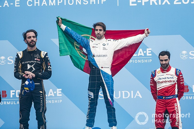 Ad Diriyah E-Prix: Da Costa wins frantic season five opener