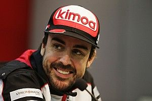 "Alonso ""50/50"" on staying in WEC beyond Le Mans"