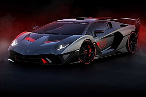 Presentata a Roma la Lamborghini SC18 Alston, la nuova one off di Squadra Corse