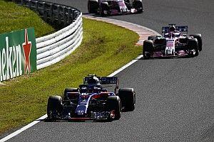 """Déçu, Gasly ne """"comprend pas"""" la stratégie de Toro Rosso"""