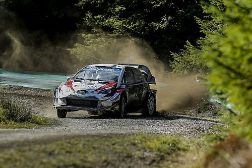 Wales WRC: Latvala takes lead from Ogier