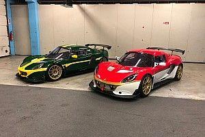 PB Racing al via della 24 Ore di Dubai con due Lotus Elise Cup PB-R