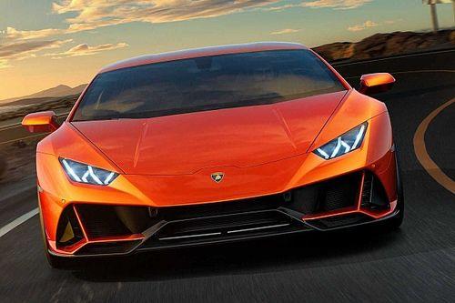 Presque 100% de progression de ventes pour Lamborghini !