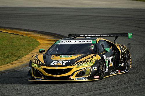 Bia Figueiredo lidera simulação de classificação da GTD em Daytona