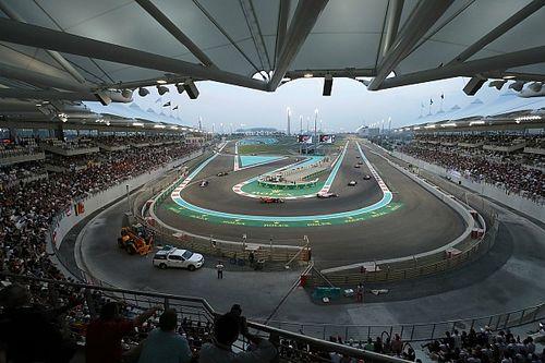Liveblog Grand Prix van Abu Dhabi - Woensdag