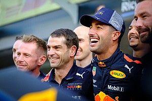 """Ricciardo était """"préoccupé"""" par la """"culture"""" de Red Bull"""