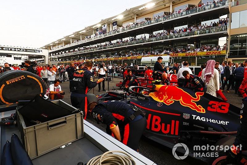 A Red Bull öt Honda-motorral számol 2019-ben