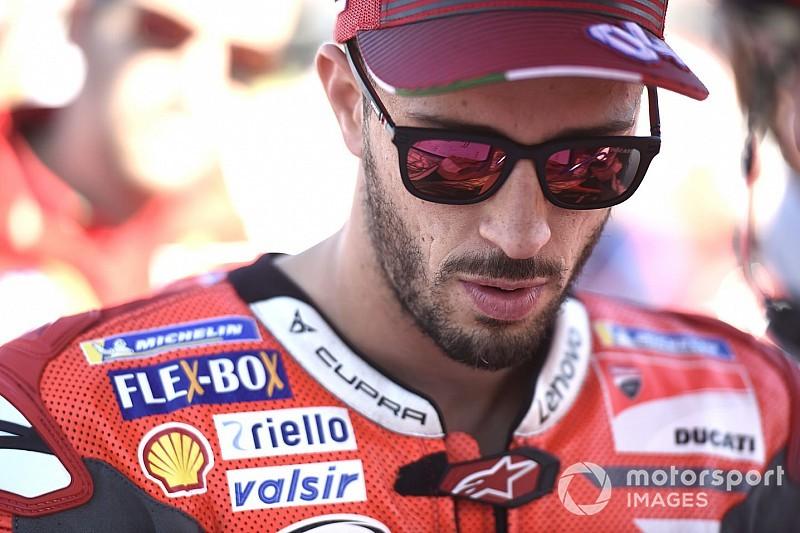 """Dovizioso: """"Quest'anno siamo stati davvero competitivi solo da Brno. E così non si vincono i Mondiali"""""""