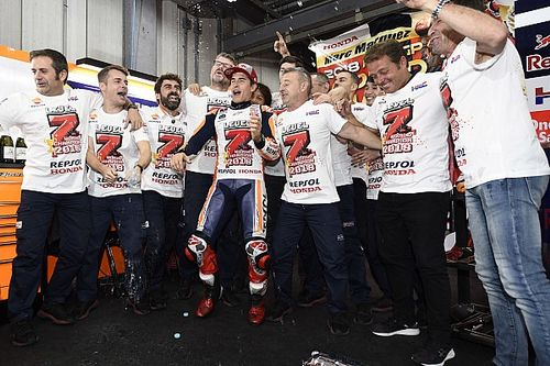 """Marquez: """"Ora voglio aiutare Honda a vincere i titoli Costruttori e Team"""""""