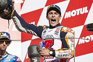 Burgess: Marquez könnte mit drei Herstellern MotoGP-Weltmeister werden