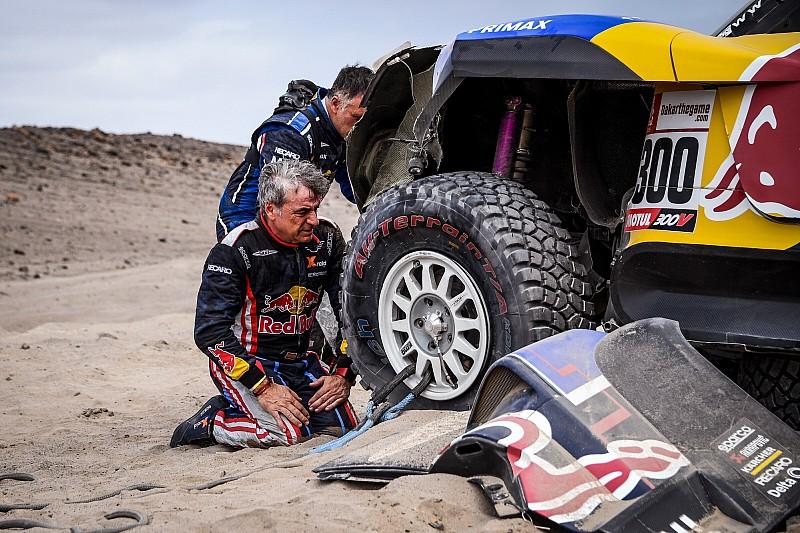 Las imágenes más destacadas de la etapa 3 del Dakar 2019