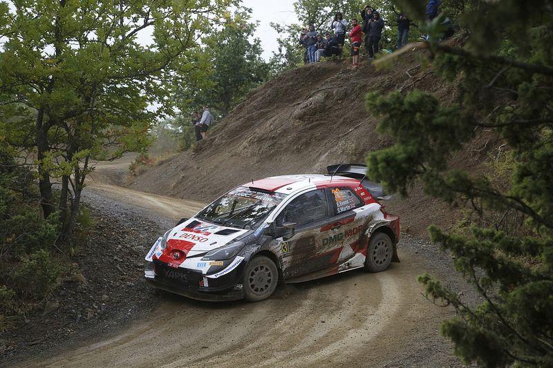 Toyota Segera Umumkan Susunan Pereli WRC 2022