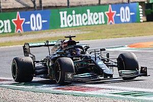 Mercedes, Hamilton'ın İtalya GP'de neden daha uzun bir ilk bölüm atmadığını açıkladı