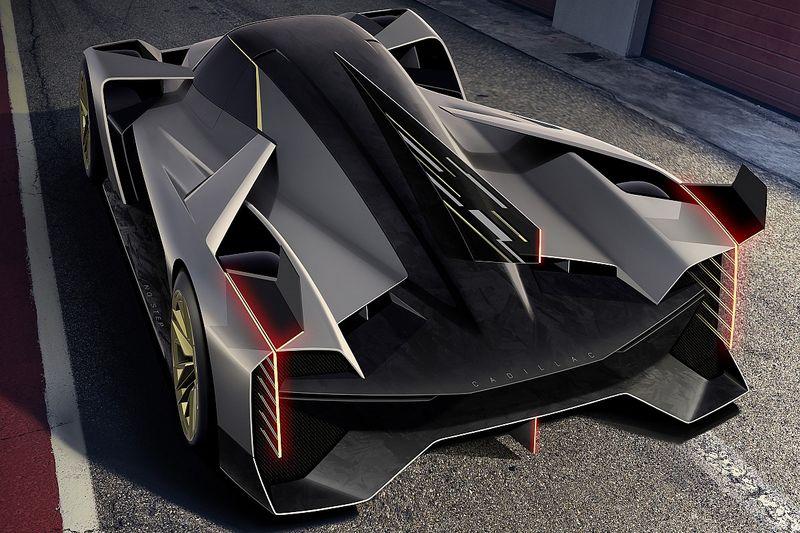 Cadillac anuncia programas en el WEC e IMSA junto con Dallara en 2023