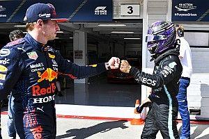 Dos semanas y un triplete claves para el Hamilton-Verstappen