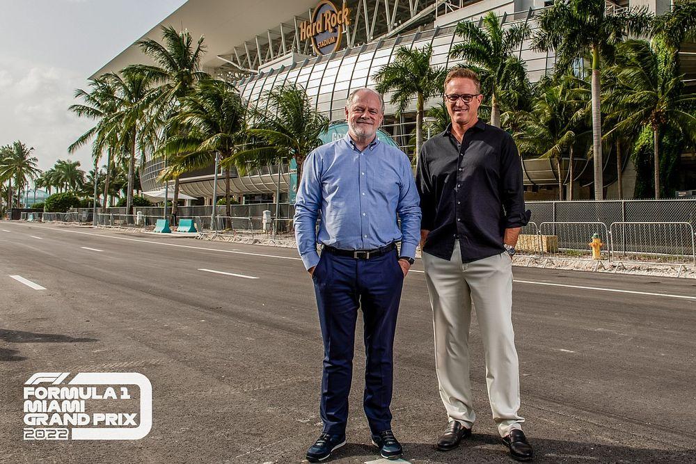 Miami F1 GP hires Cregan to head experienced management team