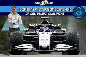 """Chinchero: """"Russell ha scritto una pagina di storia della F1"""""""
