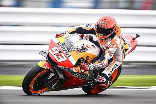 Alex Marquez: Marc 'making magic things again' on Honda MotoGP bike