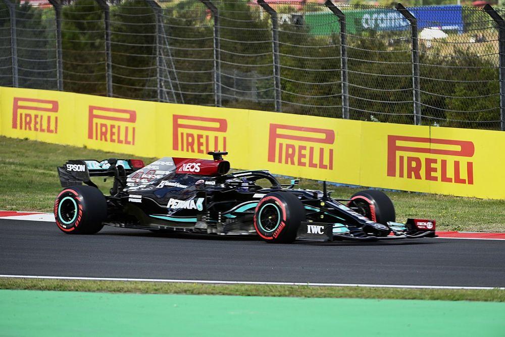 Penjelasan Mercedes Hanya Ganti ICE Mobil Lewis Hamilton