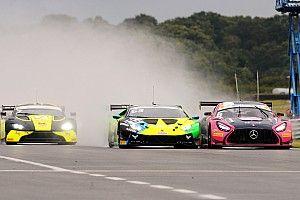 British GT comes through rain and shine at Snetterton as GB3 debuts
