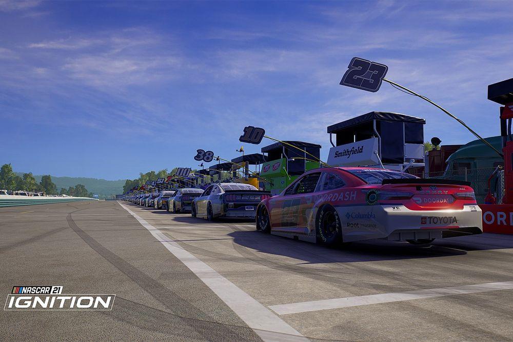 NASCAR 21: Ignition unveiled, arrives 28th October