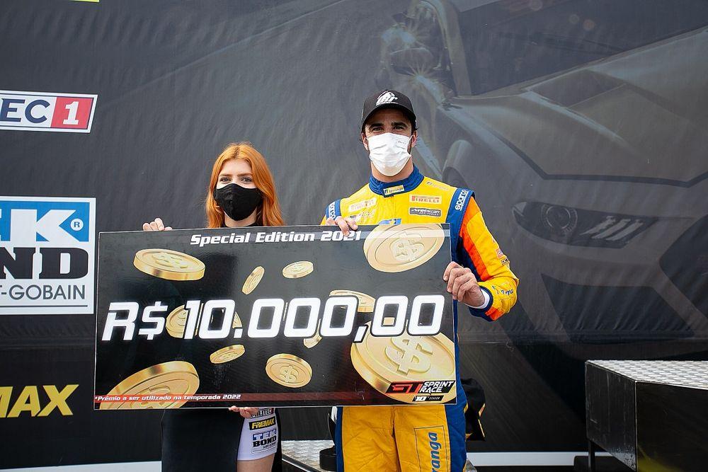 GT Sprint Race: Ramos vence no evento de estreia e é campeão da Special Edition de Tarumã com Weldes Campos