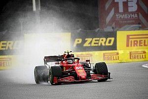 """Sainz advierte que """"daremos la guerra"""" desde la segunda posición"""