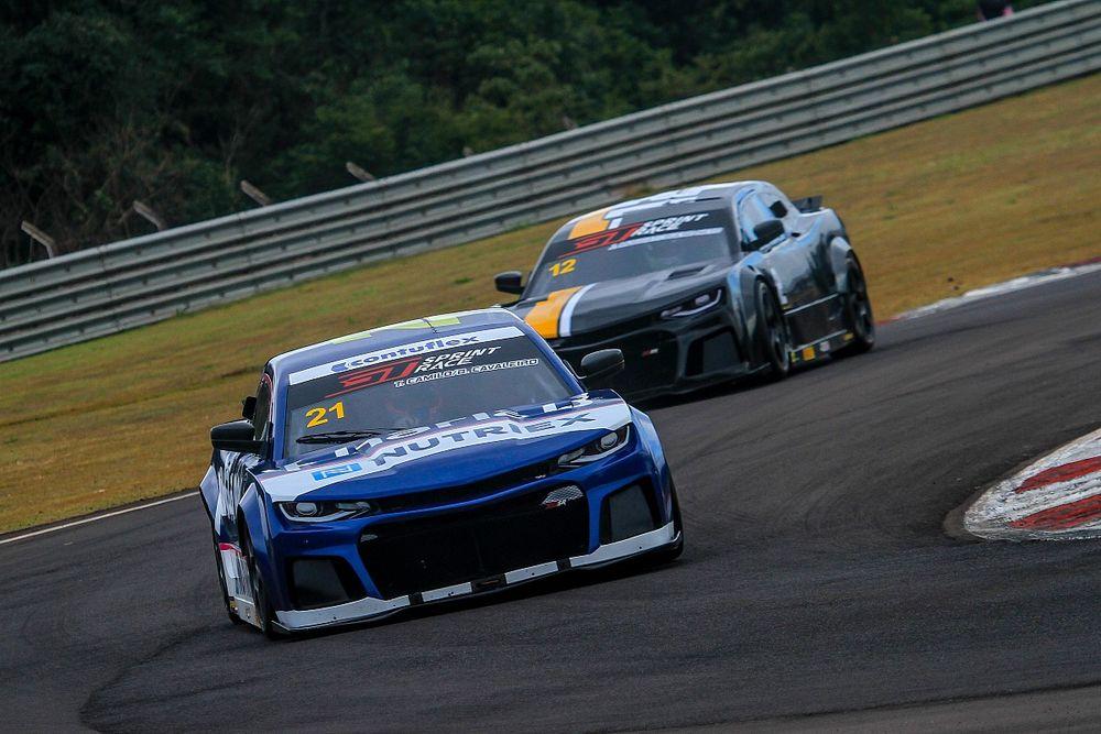 GT Sprint Race: Thiago Camilo vence corrida 2 em Cascavel; veja